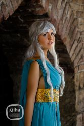 The Khaleesi by DidyPineapple