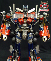 TF ROTF BATTLE BLADE PRIME17 by wongjoe82