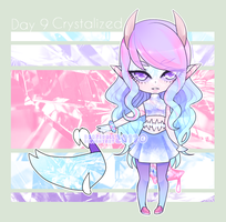 [ HALLOWEEN 2017 ] Day 9 | Crystalized by BoozeDoll