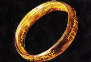 The One Ring to Rule Them All by GoldenYak9753