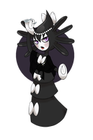 Lenore the Gothitelle
