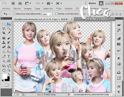 #015 ChoA | AOA | Pack Png by jellycxt