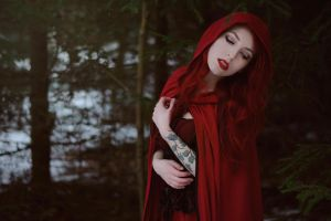 Red Riding Hood #2 by ukaszfoto