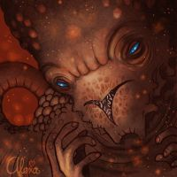 Third Stage Guild Navigator by Alexa-Rossi