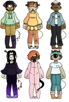 [CASSII ADOPTABLES] Closed by t-eabean