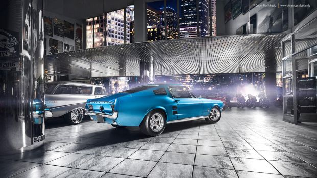 1967 Fastback - Shot 12 by AmericanMuscle