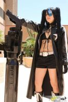 Black Rock Shooter by hachi24