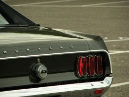mustang 68 by AmericanMuscle