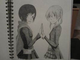 Ruby and Maka 2 (Remake) by XxSgtCampbell