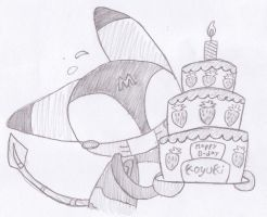 B-day pic by CTHM101