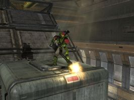 halo 3 zombies 2 by GhostHuckebein