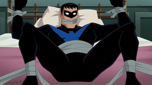 Nightwing Caught Again by PrincesinDistress