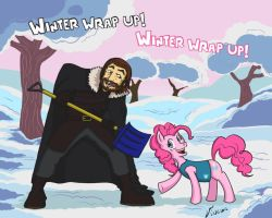 Winter is gone by netcyber