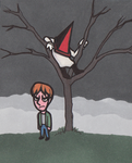 Pyramid Head is a jerk by Yamallow