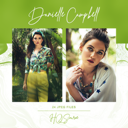 Photopack 3147 // Danielle Campbell by HQSource