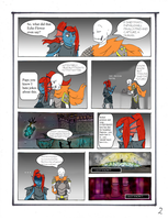 ENDTALE DETERMINATION pg2 by imatrashcan2