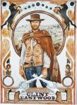 Clint Eastwood by Katie-Woodger