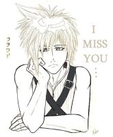 For Liixchan - Cloud Strife by Silent-Neutral