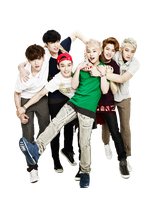 [PNG 42] EXO for Kolon Sport cf 03 by exotic-siro