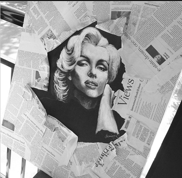 Marilyn Unwrapped by SugarSunset