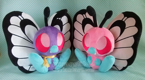 Pokemon: Butterfree Pair