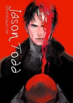 Jason Todd by Haining-art