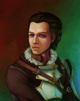 DA2: The Exiled Prince by taerin