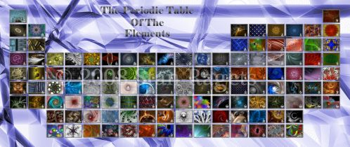 Periodic Table by f--l--A--r--k