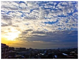 Good morning Skopje by TheDragan