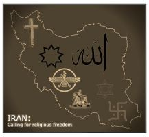 Religious free Iran by Persians
