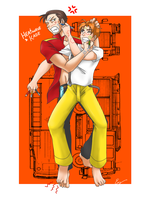 TFRB: Bromance by Evelynism