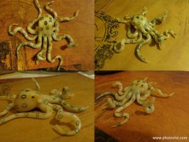 Octopus by AllyXCat3