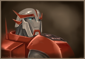 TransformersPrime_End like this by ShadowOfSolace