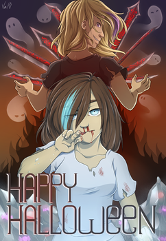 Happy Halloween 2017~ by Val-07