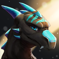 Blazen Avatar by BlindCoyote