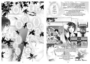 My 1st comic-Believe09-10 by ai2rie