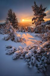 Instant of Light by MaximeCourty