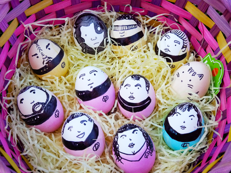 ST-TNG Easter Eggs by buttsexington
