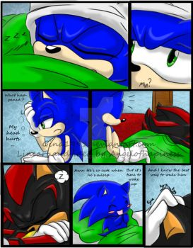 WN: 46 by angelofhapiness - Colored version by Gina1991