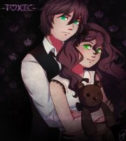 AU - Sam and Sally - Toxic Siblings by CamyWilliams9