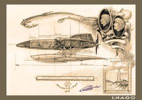 Chaparral Volans 1 of 3 by lnago