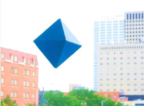 Ramiel approaches the city by KitoCosplay