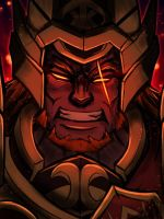 [DailyFanart] 29/11/17: Surtr by PhiphiAuThon