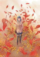 Autumn leaves by dead-robot