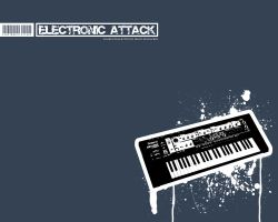Electronic Attack WP 2 by mortifi