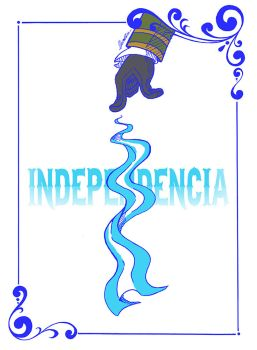 INDEPENDENCIA by AncelTheWolf