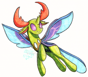Thorax by Zipo-Chan