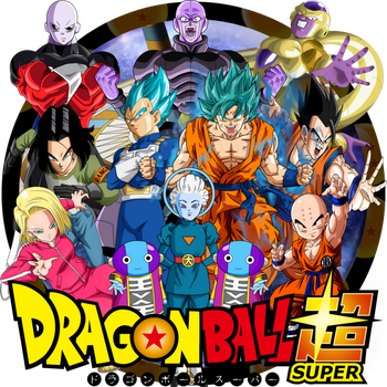 Dragon Ball Super by ArkionDemon