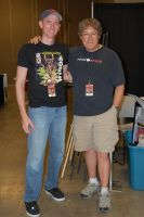 David Chandler and Budd Root (1) by DChan75