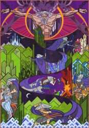 end of Hurin by breath-art